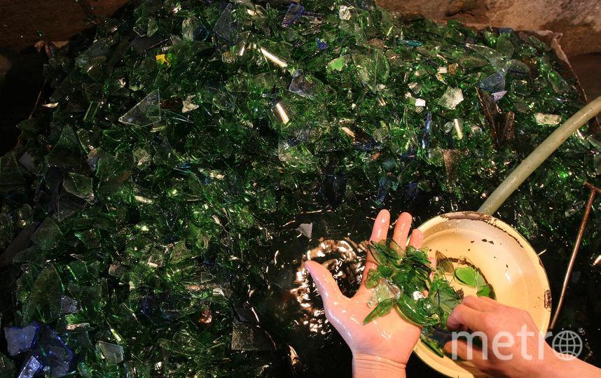 В Петербурге одобрен закон о раздельном сборе мусора. Фото Getty