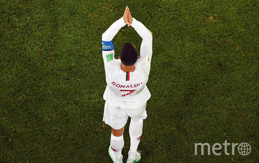 Криштиану Роналду больше не сыграет на чемпионате мира. Фото AFP