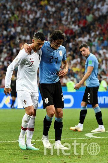 Криштиану Роналду больше не сыграет на ЧМ в России. Фото AFP