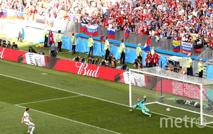 Россия – Испания. Фото Getty
