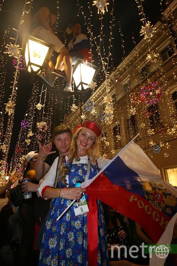 Праздник на Никольской. Фото Василий Кузьмичёнок