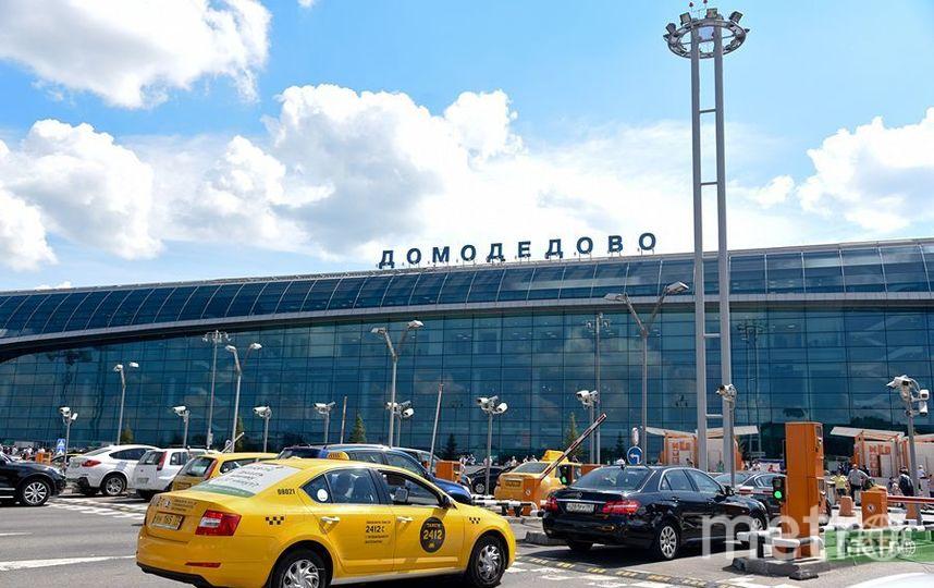 Самолёт экстренно сел в Домодедово из-за разгерметизации салона. Фото Василий Кузьмичёнок
