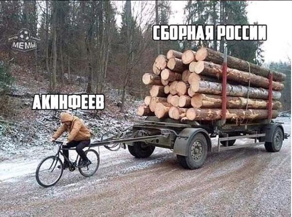 Фотожабы на Акинфеева очень смешные.