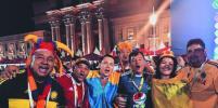 Самарская фан-зона учит болельщиков петь «Калинку»