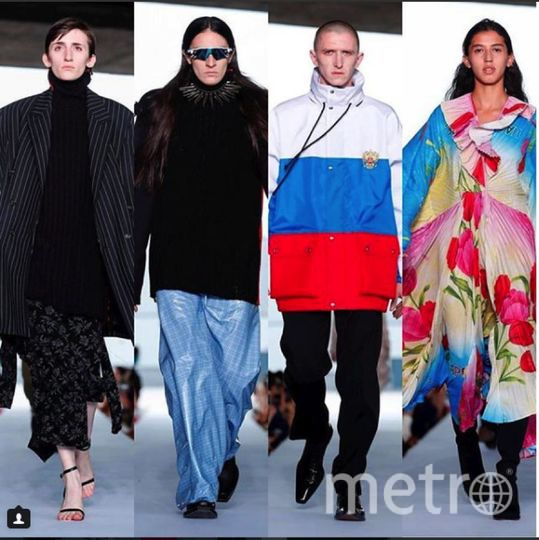 Vetements. Фото https://www.instagram.com/vetements_official/