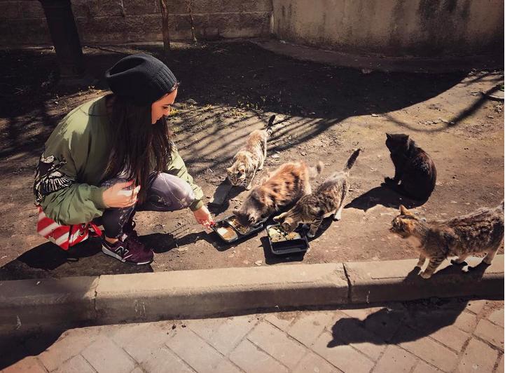 Алёна Водонаева. Фото Скриншот Instagram: @alenavodonaeva