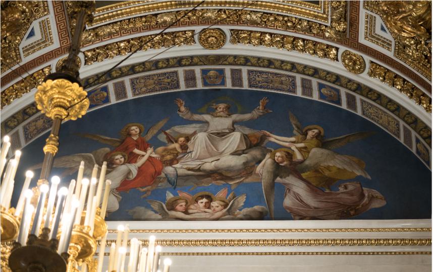 Исаакиевский собор (35 фото) – в Санкт-Петербурге, описание | 540x858