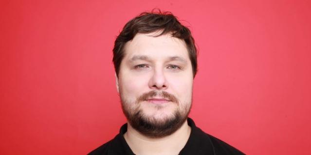Кирилл Анастасин.