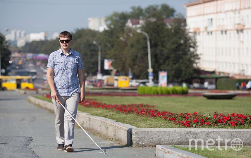 По мнению Владимира Васкевича, крупные российские города доступны для инвалидов. Много светофоров со звуком, в музеях есть аудиогиды. Фото все из личного архива владимира Васкевича.
