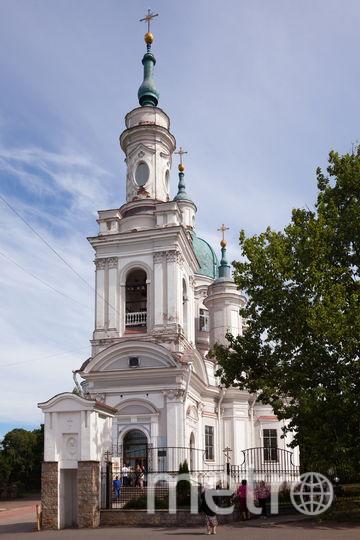 Екатерининский собор, Кингисепп. Фото Арсений Кашкаров