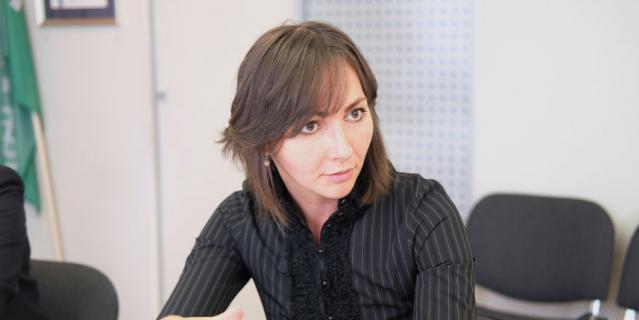 Екатерина Джуринская, руководитель службы операционного планирования и стандартизации бизнес-процессов