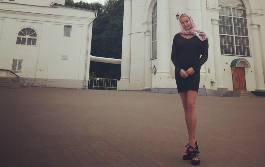 Архивное фото. Фото instagram.com/volochkova_art