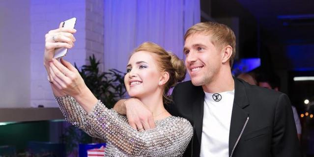 Александра и Юрий.