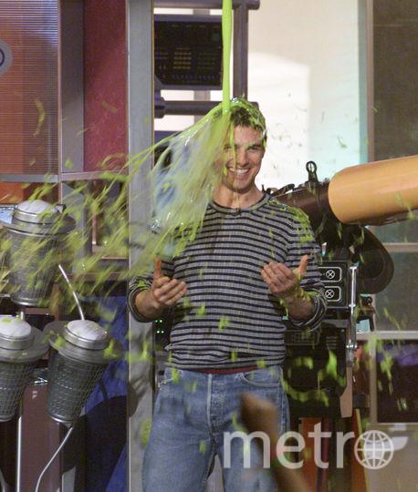 Том Круз в молодости. Фото Getty