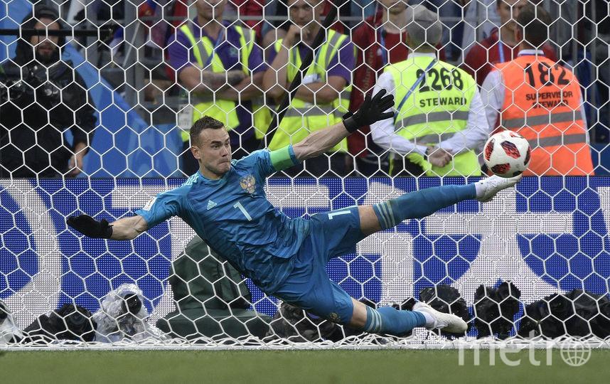 Сборная России также пробилась в четвертьфинал чемпионата мира. Фото AFP