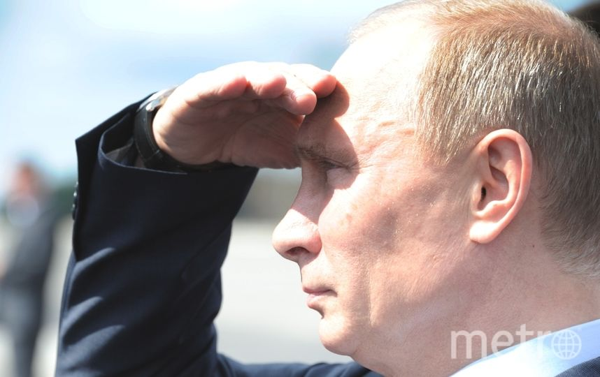Путин подписал закон. Фото Getty