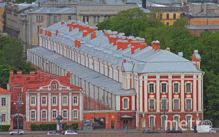 Санкт-Петербургский государственный университет. Фото Getty