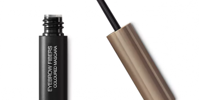"Оттеночная тушь KIKO ""Eyebrow Fibers Coloured Mascara""."
