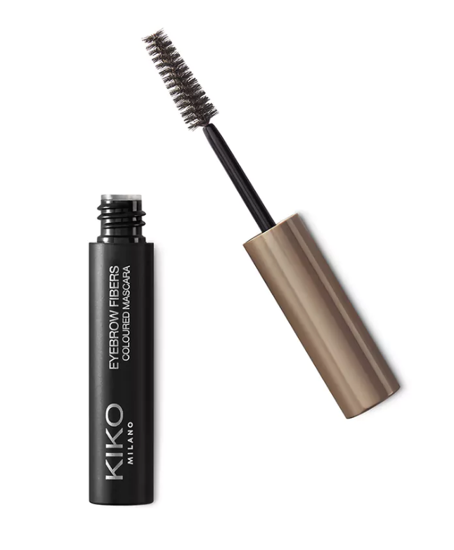 "Оттеночная тушь KIKO ""Eyebrow Fibers Coloured Mascara"". Фото предоставлено пресс-службой бренда, ""Metro"""