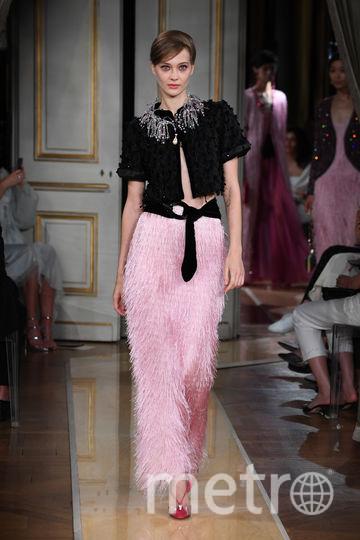 Giorgio Armani Prive Haute Couture. Фото Getty