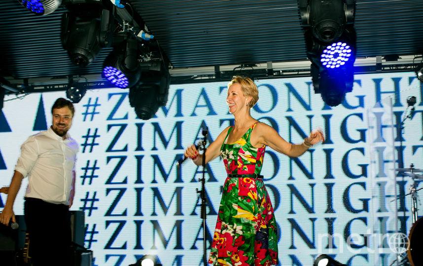 Василий Зоркий и Татьяна Лазарева. Фото Предоставлено организаторами мероприятия.