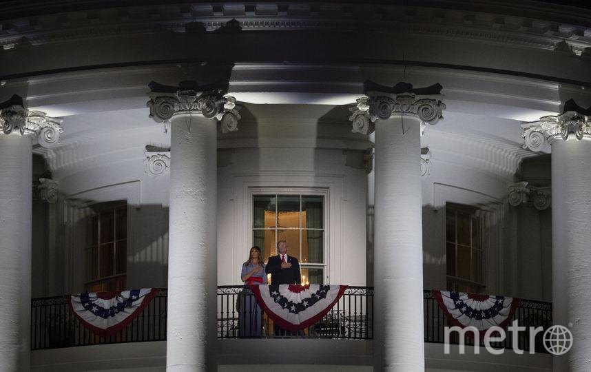 Пикник в Белом доме в честь Дня независимости США. Фото Getty