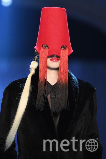 Jean-Paul Gaultier на Неделе высокой моды в Париже-2018. Фото Getty
