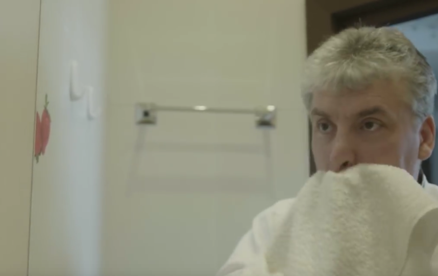 Павел Грудинин. Фото Скриншот Youtube