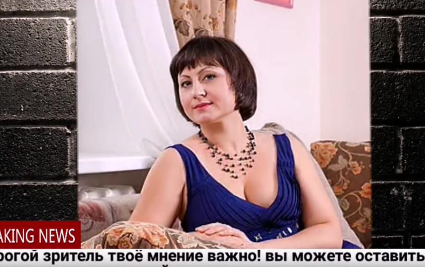 Ирина Грудинина. Фото Скриншот Youtube