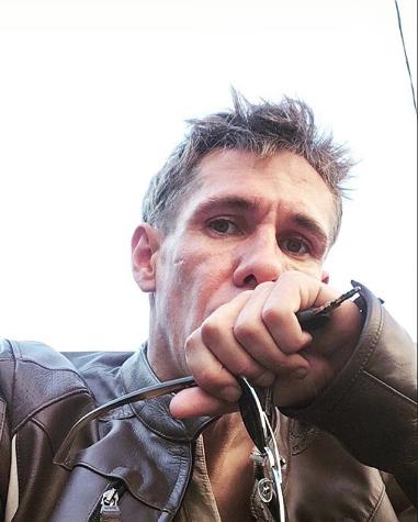 Российский актёр Алексей Панин. Фото www.instagram.com/alexeypanin99