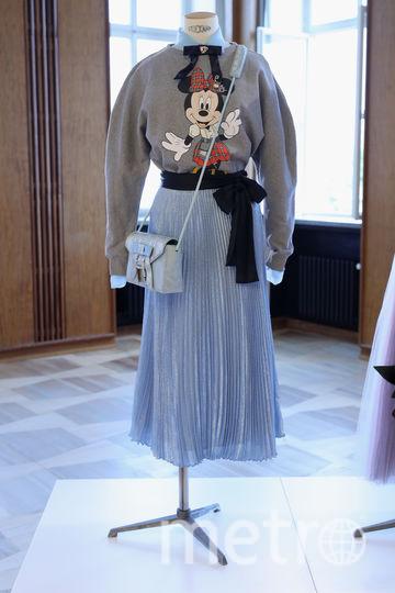 Одежду по мотивам сказок компании Disney представили на X Der Berliner Salon. Фото Getty