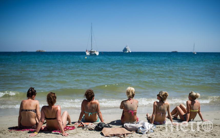 Туристы в отпуске. Фото Getty