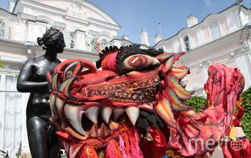 "В Ораниенбауме открыли три зала Китайского дворца. Фото Святослав Акимов, ""Metro"""
