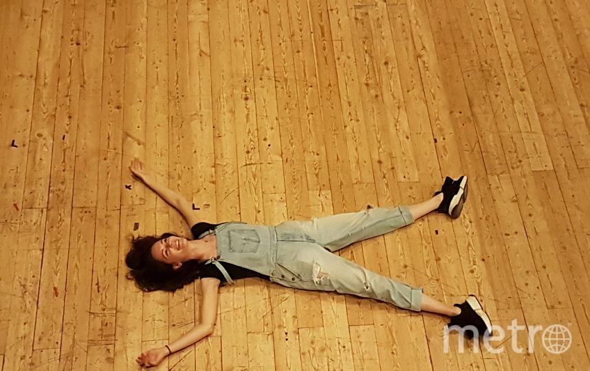 Экскурсия по театру на Таганке вместе с актрисой Дарьей Авратинской. Фото Василий Кузьмичёнок