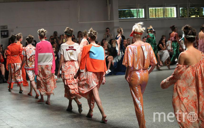 Показы Недели моды в Берлине. Фото Getty