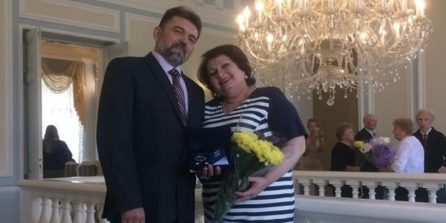Зоя и Владимир Антоновы счастливы вместе 30 лет.
