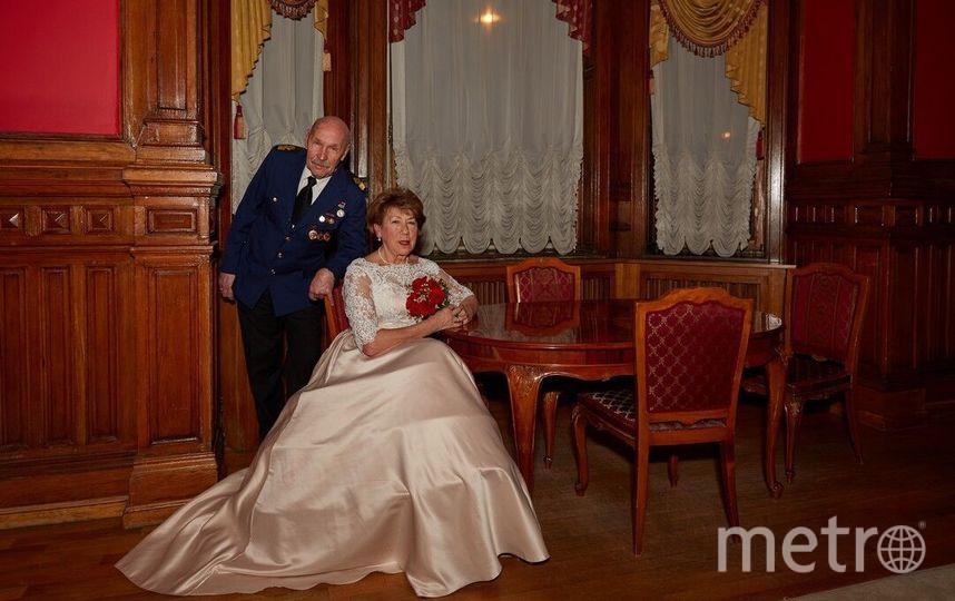 Татьяна и Виктор Черепнины отметили золотую свадьбу, в планах – бриллиантовая. Фото личный архив семьи