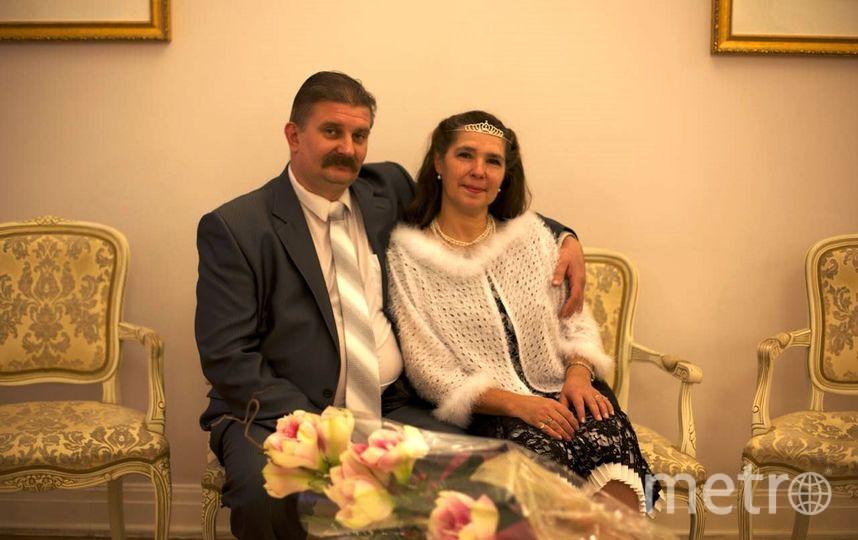 Анна и Владимир Кизько планируют ходить в ЗАГС регулярно. Фото личный архив семьи