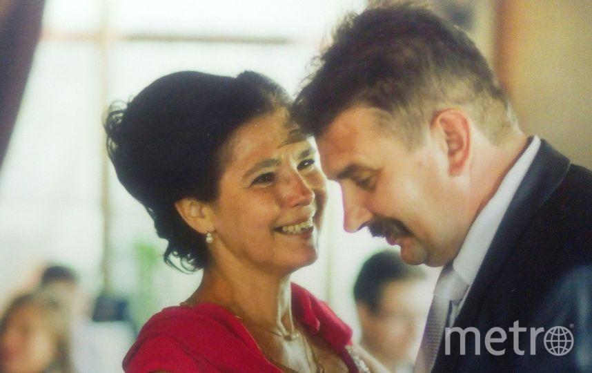 Анна и Владимир Кизько. Фото личный архив семьи