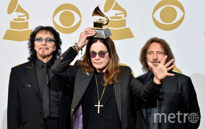 Black Sabbath. Фото Getty