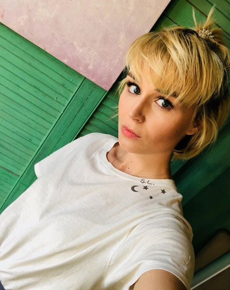 Полина Гагарина. Фото Скриншот Instagram: gagara1987