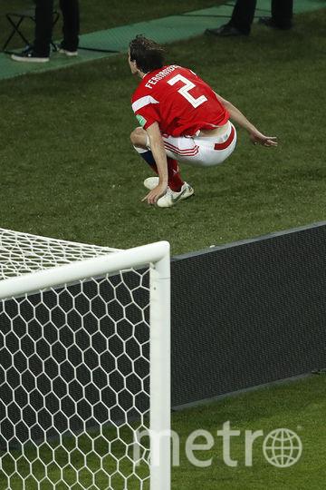 Марио Фернандес. Фото AFP
