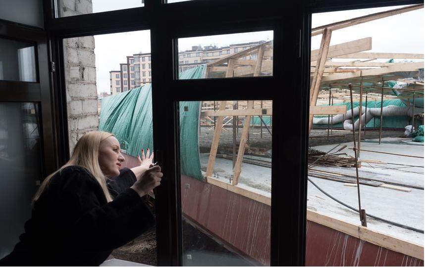 """Дом на Ремесленной. Фото Святослав Акимов, """"Metro"""""""