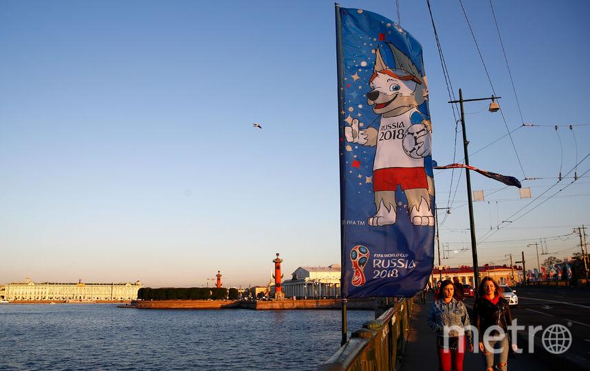 Петербург рад гостям всегда. Фото Getty