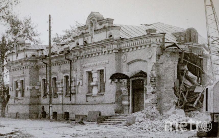 """Дом Ипатьева, где расстреляли императорскую семью, снесли в 1977 году. Фото Алена Бобрович, """"Metro"""""""