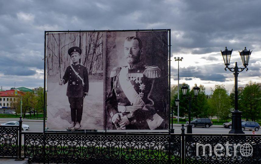 """У Храма на Крови. Фото Алена Бобрович, """"Metro"""""""