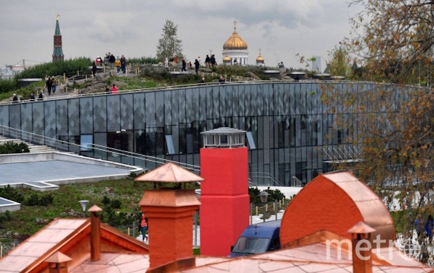 "Парк ""Зарядье"". Фото РИА Новости"