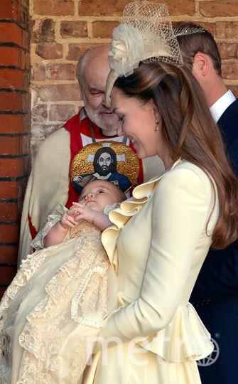 Крестины принца Джорджа. Фото Getty
