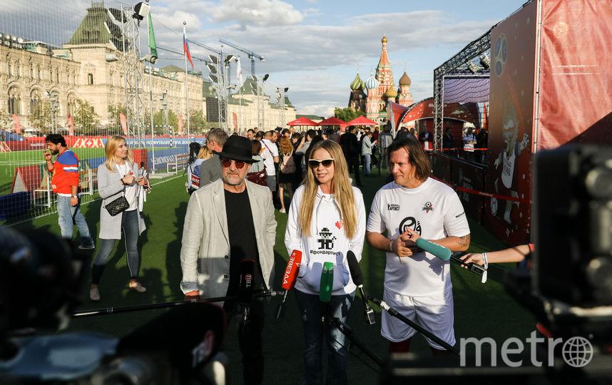 Леонид Ярмольник, Мария Миронова и Игорь Миркурбанов. Фото Предоставлено организаторами мероприятия.