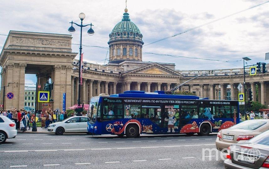 Троллейбусы. Фото СПб ГУП «Горэлектротранс»